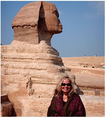 Mary and the Sphinx