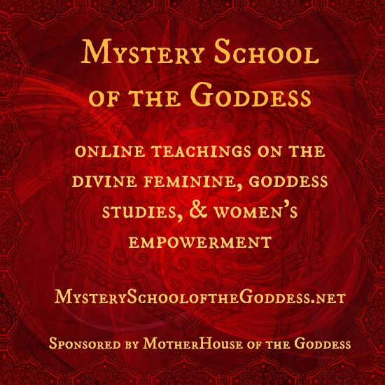 Mystery School Of The Goddess - Online Courses