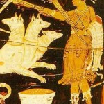 The Goddess Hekate with Torches