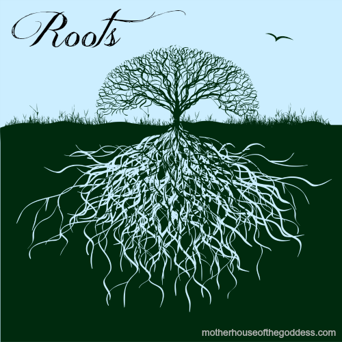 Kimberlys Word for the Year 2014 ROOTS