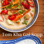 Tom Kha Gai Soup from The Hungry Goddess