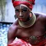 OYA smaller Orisha Goddess from Pinterest