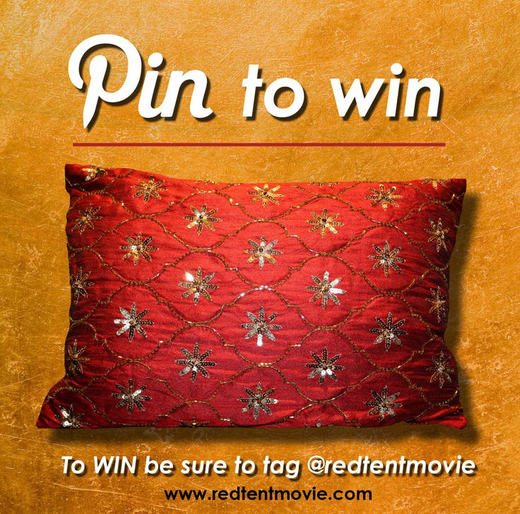 Pin to Win Red Tent Movie