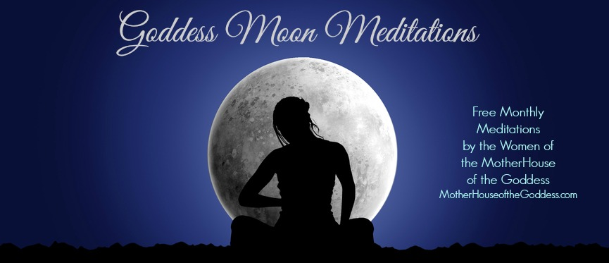Goddess Moon Meditations