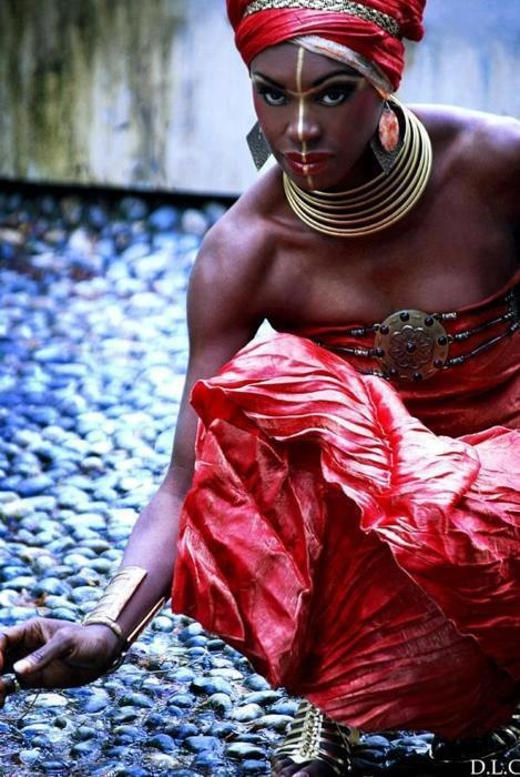 OYA Orisha Goddess from Pinterest