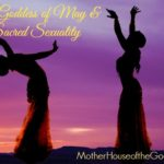 The Goddess of May and Sacred Sexuality {Links to Love}