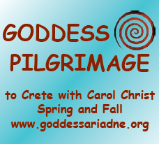 Goddess Pilgrimage to Crete with Carol Christ
