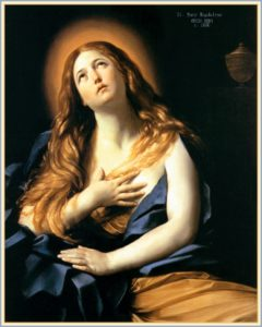 Mary Magdalene by Guido Reni 1630