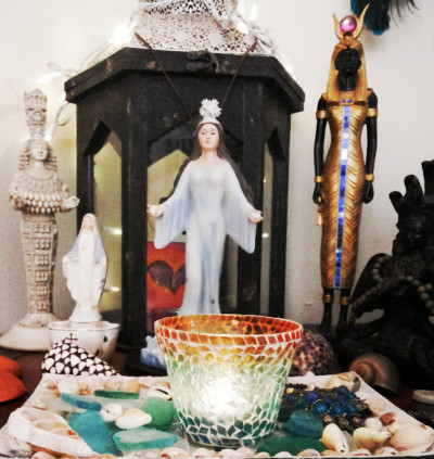 MotherHouse Altar Kimberly