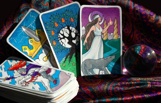 Tarot Workshops with Mystery School of the Goddess