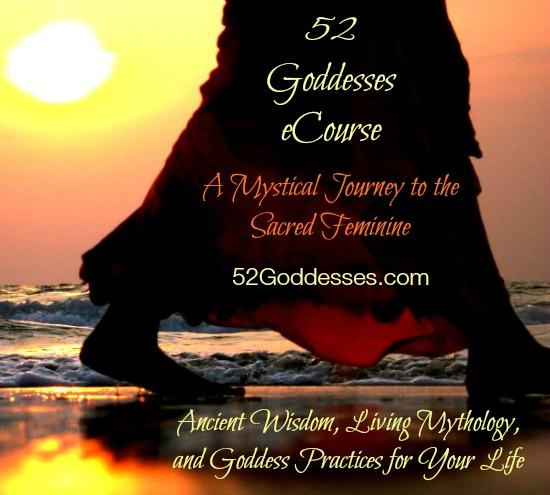 52 Goddess eCourse Mystery School of the Goddess The MotherHouse