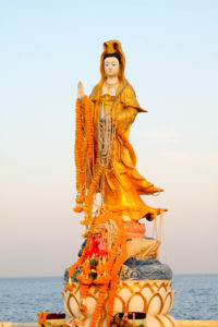 Chinese Goddess of Compassion and Mercy Kuan Yin MotherHouse of the Goddess