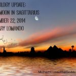 Astrology Update New Moon in Sagittarius November 2014 by Mary Lomando MotherHouse of the Goddess