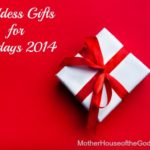 Goddess Gifts for Holiday 2014 #GoddessGifts #SmallBizSat