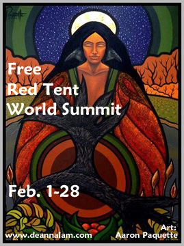 2nd Annual Online Summit Red Tents in Every Neighborhood Our Daughter Ourselves