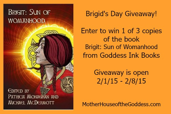 Brigids Day Giveaway MotherHouse of the Goddess