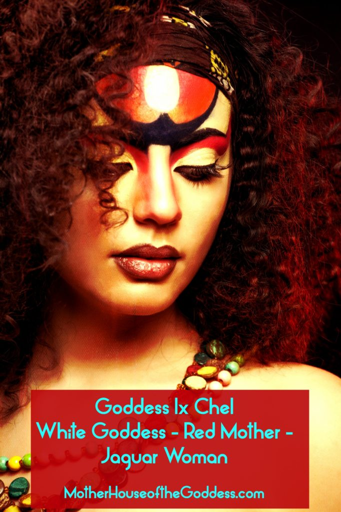 Goddess Ix Chel Portal Page MotherHouse of the Goddess