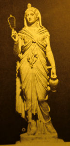 Isis with Sistrum 2