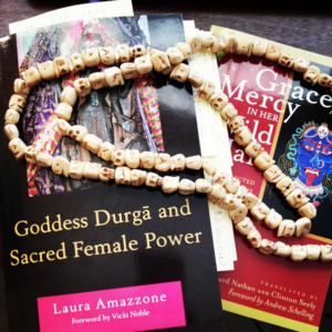 Goddess Durga and Sacred Female Power Laura Amazzone MotherHouse of the Goddess