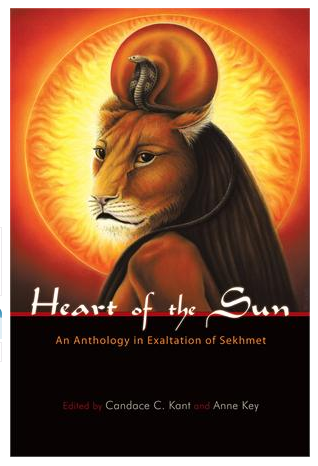 Heart of the Sun Sekhmet Anthology Goddess Ink Books