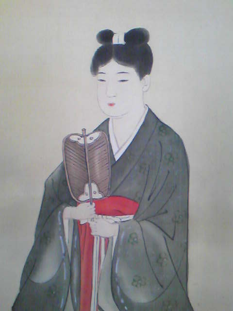Kamakami Gozen - The Paper Goddess