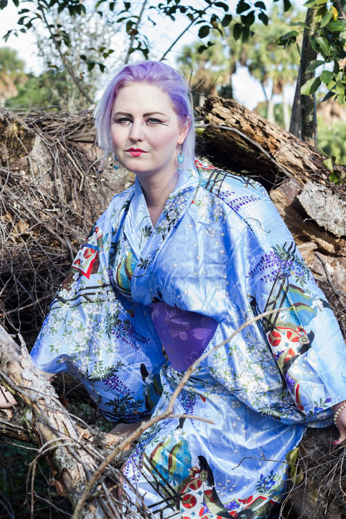 Embodying the Goddess Inari Laura Goddess Photo Shoot MotherHouse of the Goddess 3