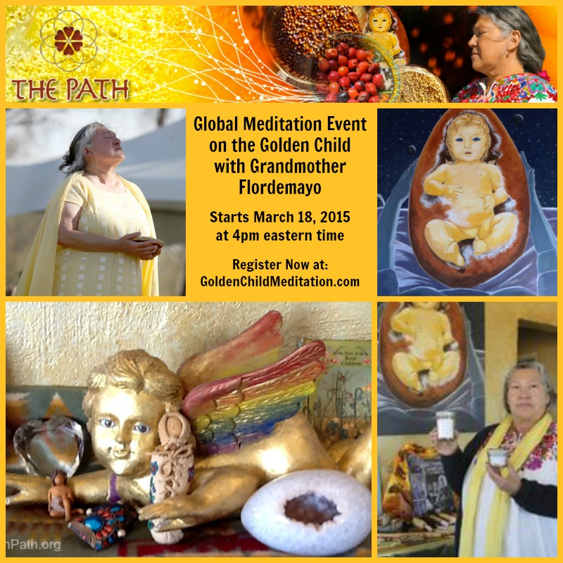 Global Meditation Event with Grandmother Flordemayo March 18