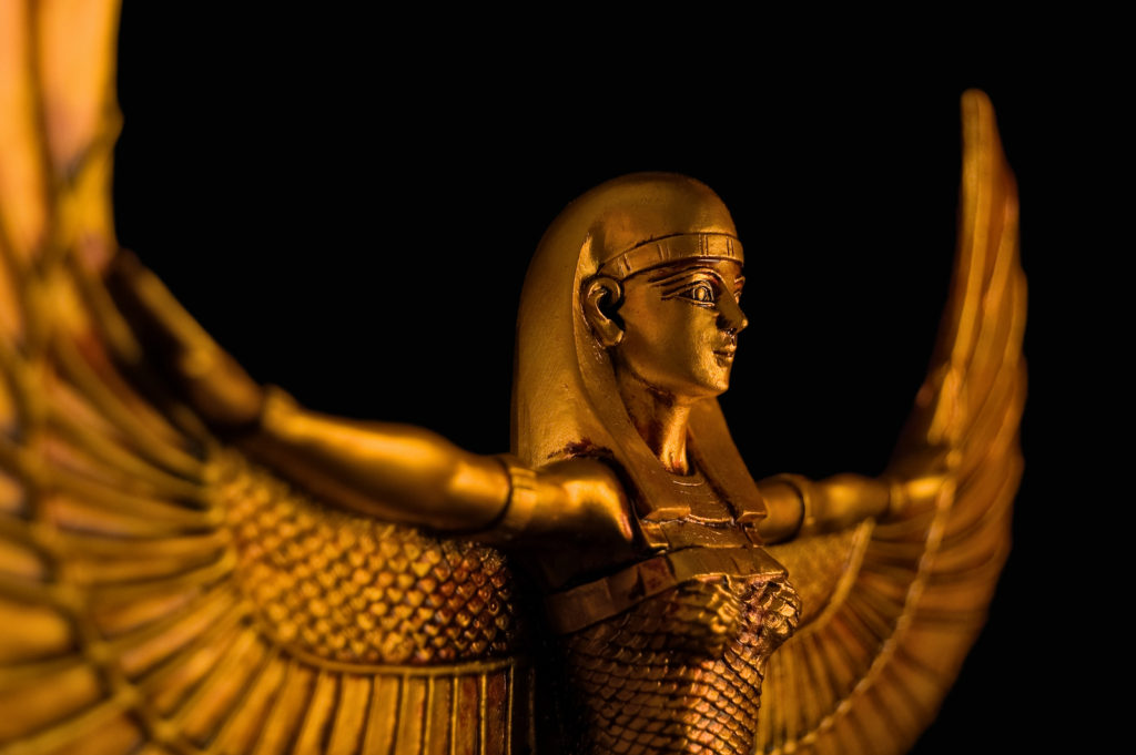 The Egyptian Goddess Isis Portal Page with Additional Resources from MotherHouse of the Goddess