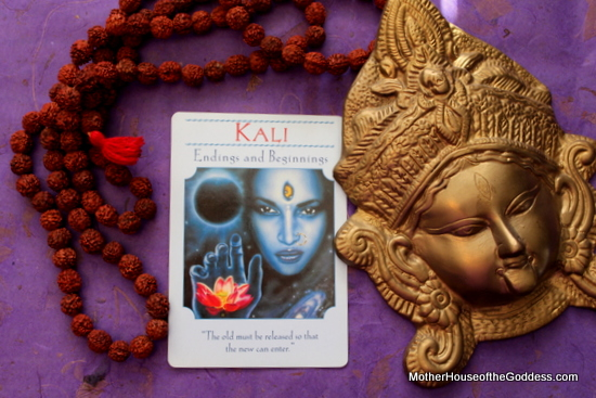 The Goddess Kali MotherHouse of the Goddess