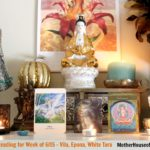 Goddess Card Reading for Week of June 15 and New Moon in Gemini Vila Epona White Tara MotherHouse of the Goddess