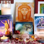 Goddess Card Readings for Week of June 1 {Athena, Hathor, Cerridwen} & Full Moon in Sagittarius