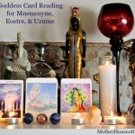 Goddess Card Reading for Week of July 19 – Mnemosyne, Eostre, and Uzume