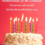 MotherHouse Birthday Giveaway #3 – THREE Goddess Card Readings (Ends July 27)
