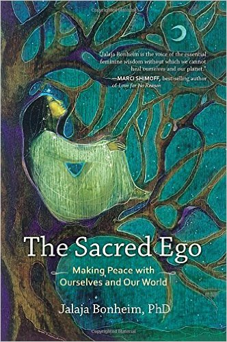 The Sacred Ego COVER