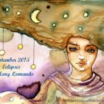 Astrology Update – September 2015 Eclipses for New Moon and Full Moon {Mary Lomando}