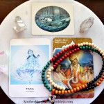 Goddess Card Reading for Lady of the Lake - Goddess Tara - Gayatri Devi for Week of August 17 MotherHouse of the Goddess