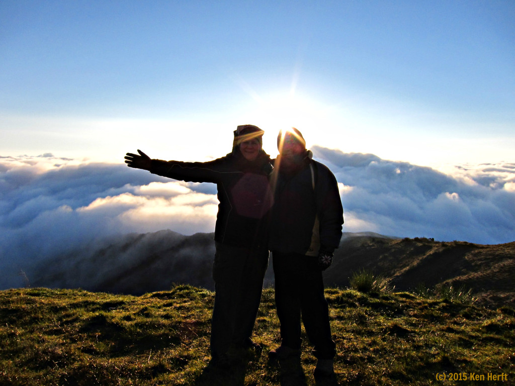 Your Guides: Mona Rain and Don Pepe - Vision Quest to Peru