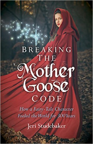Breaking the Mother Goose Code By Jeri Studebaker Cover