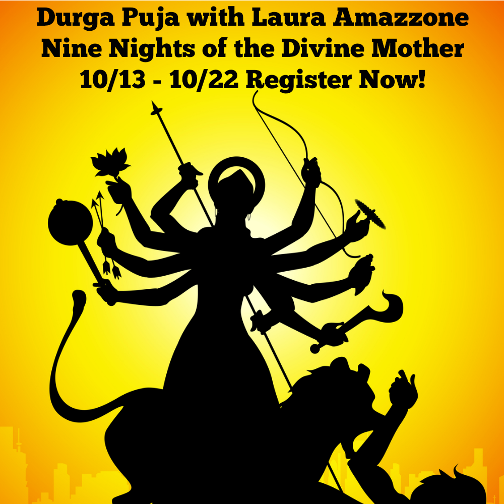 Durga Puja Nine Nights of the Divine Mother - Mystery School of the Goddess 300