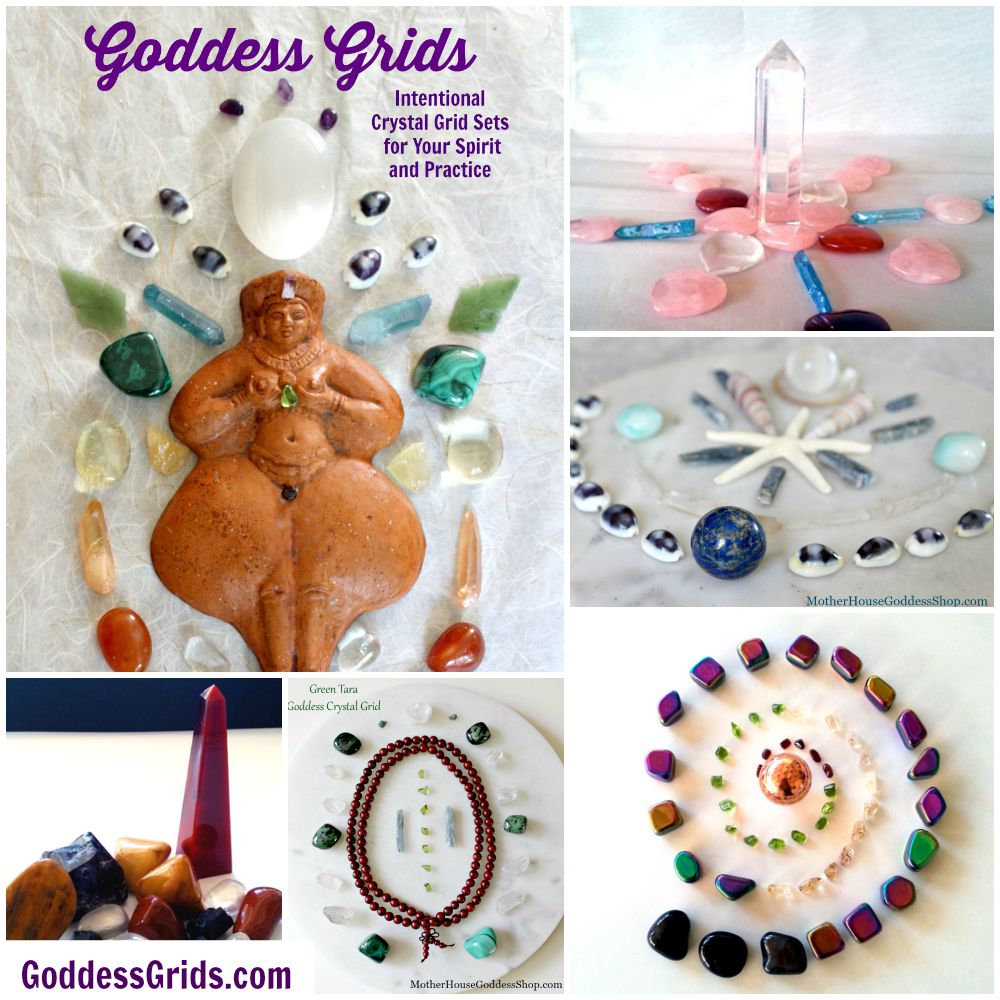 Goddess Grids Promo 1 MotherHouse Goddess Shop