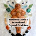 Crystal Goddess Grids and Intention Grids