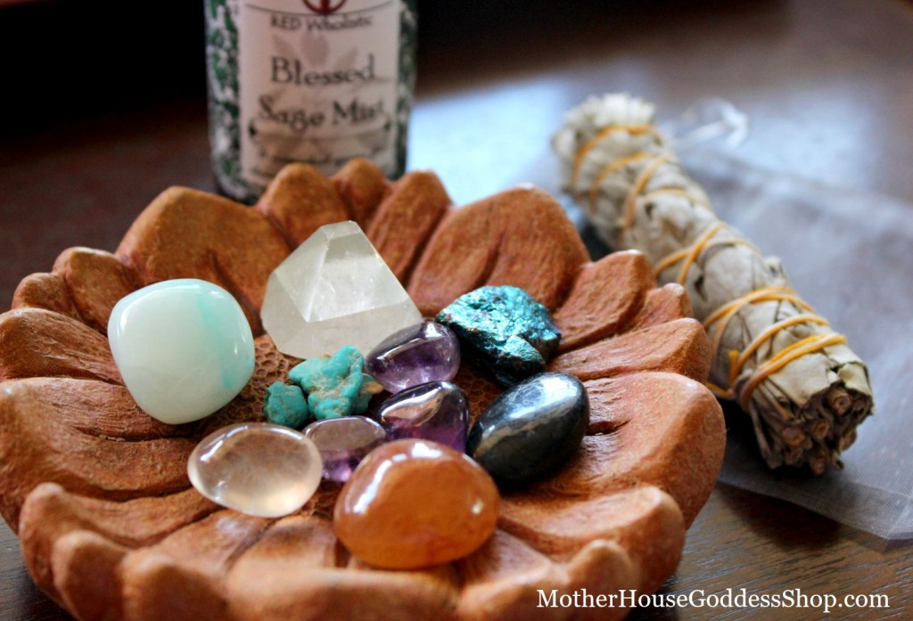 September New Moon Bundle MotherHouse Goddess Shop
