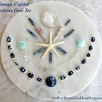 Yemaya Crystal Goddess Grid Set MotherHouse Goddess Shop