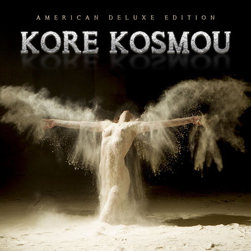 There's a band called Kore Kosmou…and they have a gorgeous album cover