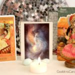 October Full Moon in Taurus Goddess Card Reading – Ukemochi, Thetis, Bhumi