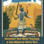 New Moon Live Ritual on Fierce Tara – UgraTara with Laura Amazzone 11/10 8pm est