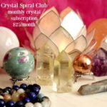 Monthly Crystal Club Subscription Service {Goddess Shop}