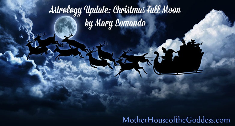 Cancer Full Moon: Mother Christmas