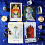 Goddess Card Readings for New Moon in Sagittarius – Inanna, Bast, Corn Woman