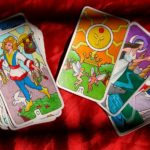 Simple Tarot - Three Card Spreads by Brandi Auset for MotherHouse of the Goddess